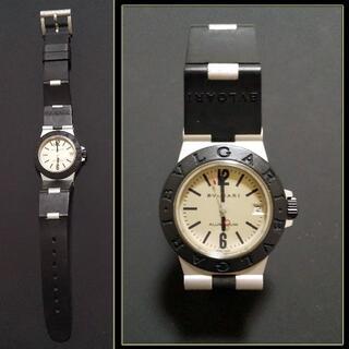 BVLGARI - ブルガリ BVLGARI アルミニウム 腕時計