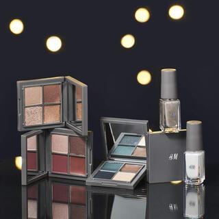 エイチアンドエム(H&M)のGina 2021 Winter号付録「H&M 冬の14色コフレSET」(コフレ/メイクアップセット)
