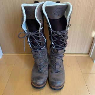 ティンバーランド(Timberland)のTimberland(ティンバーランド)編み上げ ロングブーツ 23.5cm(ブーツ)