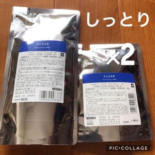 オルビス(ORBIS)のオルビス クリアローション&モイスチャー M しっとりの詰替セット×2(化粧水/ローション)