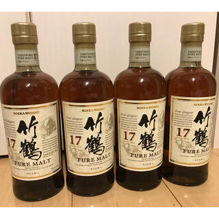 アサヒ - 【終売ボトル】竹鶴17年 その他セット