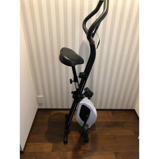 折り畳みエアロバイク(フィットネスバイク)