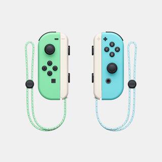 Nintendo Switch - Joy-Con (L)/(R) (『あつまれ どうぶつの森』)