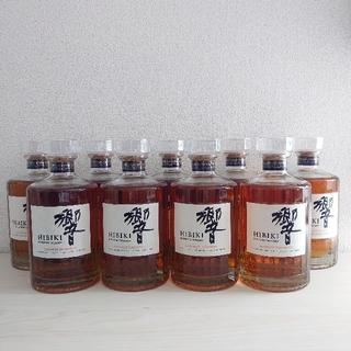 サントリー - サントリー  ウイスキー 【響】JAPANESE HARMONY  9本セット