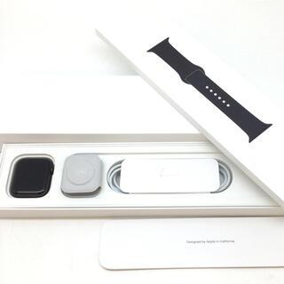 Apple Watch - Apple Watch シリーズ6 GPSモデル 44mm 本体 ブラック