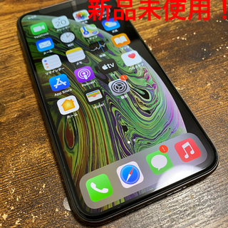 Apple - 新品未使用 iPhone XS 256GB SIMフリー