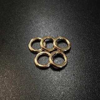 goro's - [新品] K18全金トップマルカン