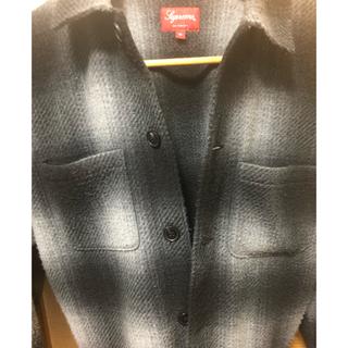 Supreme - supreme shadow plaid fleece shirts