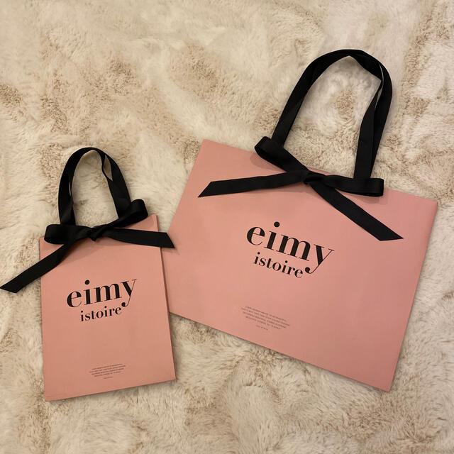 eimy istoire(エイミーイストワール)のエイミーイストワール ショップ袋 ショッパー レディースのバッグ(ショップ袋)の商品写真