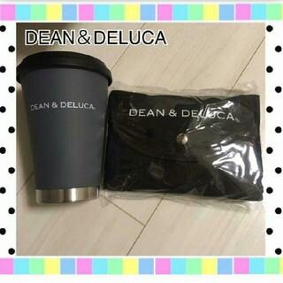 ディーンアンドデルーカ(DEAN & DELUCA)のDEAN&DELUCA ディーン&デルーカ サーモタンブラー ショッピングバッグ(タンブラー)