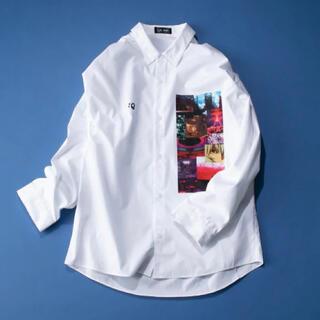 HARE - 【即完売】HARE×エヴァンゲリオン シーンプリントシャツ オフホワイト 新品