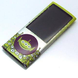 Apple - 第5世代 iPod  nano ディズニーキャラクタープロテクションシール 新品