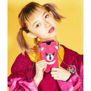 HYSTERIC GLAMOUR - 完売品 HYSTERIC GLAMOUR BEAR モバイルケース