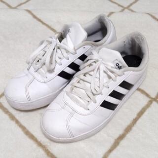 adidas - 白 adidas スニーカー