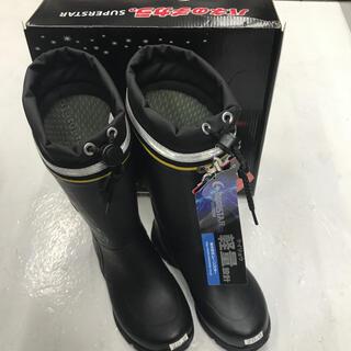 ムーンスター(MOONSTAR )のレインブーツ 21cm (長靴/レインシューズ)
