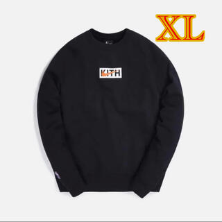 NIKE - KITH NIKE NEW YORK KNICKS  CREWNECK