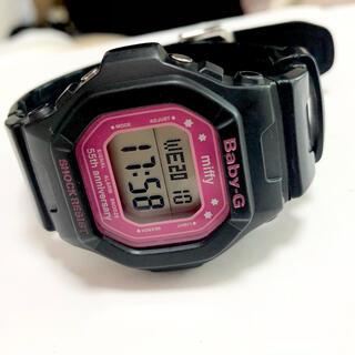 ベビージー(Baby-G)のレアBaby-Gミッフィー55周年腕時計miffy55thanniversary(腕時計)
