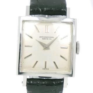 インターナショナルウォッチカンパニー(IWC)のアイダブリューシー シャフハウゼン   cal.41   ステンレ(腕時計)