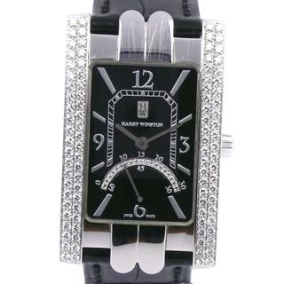 ハリーウィンストン(HARRY WINSTON)のハリーウィンストン アヴェニュー   AVEQHM26WW/310(腕時計)