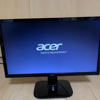 Acer - acer(エイサー)ディスプレイ 21.5インチ