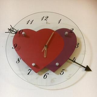 CITIZEN - ハートの壁掛け時計♡