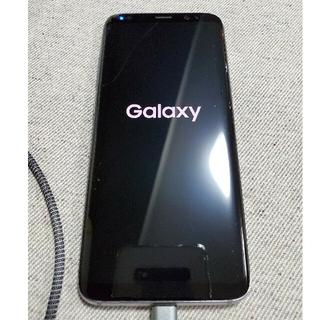 Galaxy - Galaxy S8 Gray 64 GB docomo