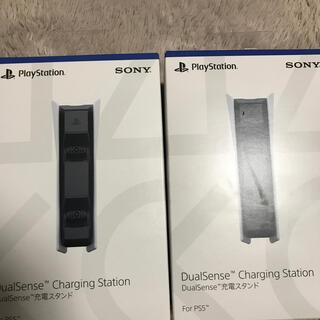 SONY - ps5 dualsense  充電スタンド 純正 新品未開封 即日対応