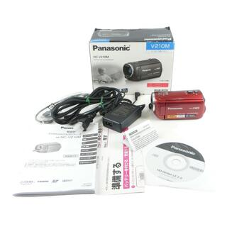 Panasonic - パナソニック デジタルハイビジョンビデオカメラ   HC-V210
