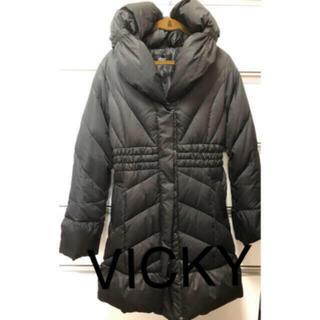 VICKY - VICKY ダウンコート size 2