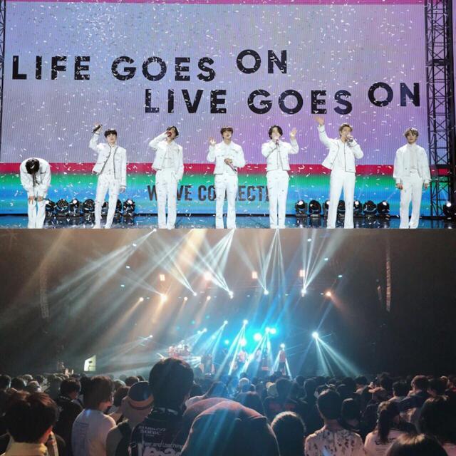 防弾少年団(BTS)(ボウダンショウネンダン)の2021 NEW YEAR'SEVE LIVE 2020.12.31 エンタメ/ホビーのDVD/ブルーレイ(ミュージック)の商品写真