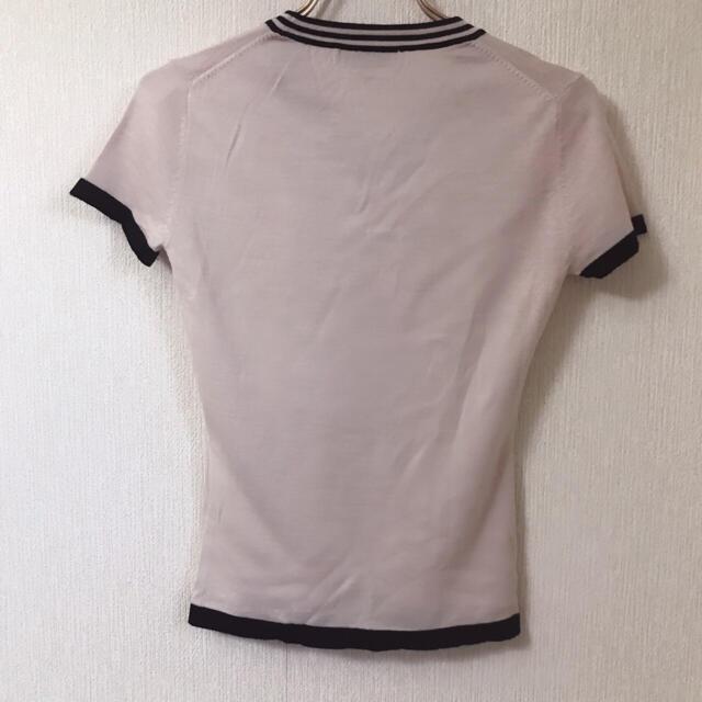 PROPORTION BODY DRESSING(プロポーションボディドレッシング)のPROPORTION BODY DRESSING ボウタイニット レディースのトップス(ニット/セーター)の商品写真