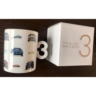 ビーエムダブリュー(BMW)のBMW オリジナルマグカップ 2個セット(ノベルティグッズ)