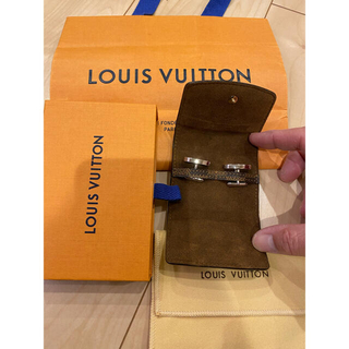 LOUIS VUITTON - 正規品 ルイヴィトン カフス カフリンクス シニアチュール 定価84,000円