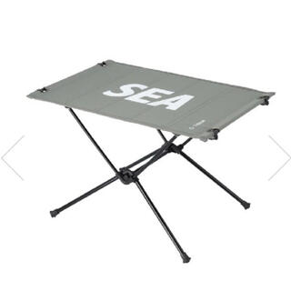 SEA - Helinox × WIND AND SEA 椅子 机 セット
