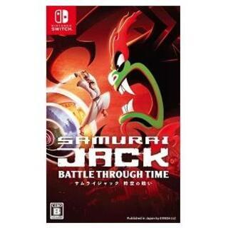 Nintendo Switch - 新品・ サムライジャック:時空の戦い Switch版 ③L