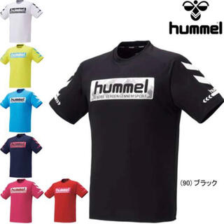 ヒュンメル(hummel)のhummel Tシャツ M(Tシャツ/カットソー(半袖/袖なし))
