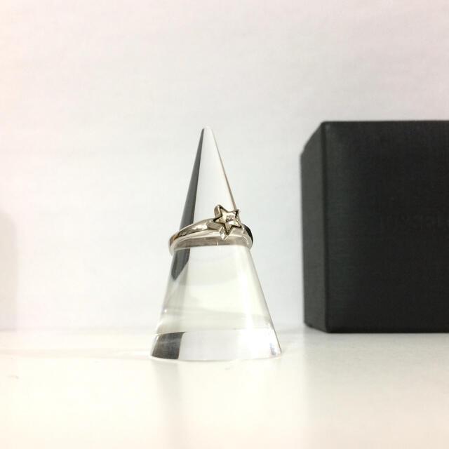 IOSSELLIANI(イオッセリアーニ)のIOSSELLIANI 星 スターモチーフ デザインリング イオッセリアーニ  レディースのアクセサリー(リング(指輪))の商品写真