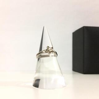 イオッセリアーニ(IOSSELLIANI)のIOSSELLIANI 星 スターモチーフ デザインリング イオッセリアーニ (リング(指輪))