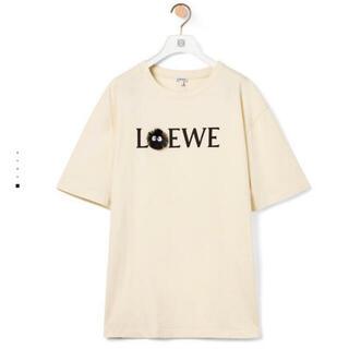 LOEWE - LOEWE × トトロ まっくろくろすけTシャツ M