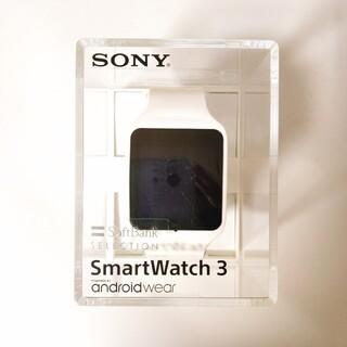SONY - SONY SmartWatch 3 SWR50  androidwear