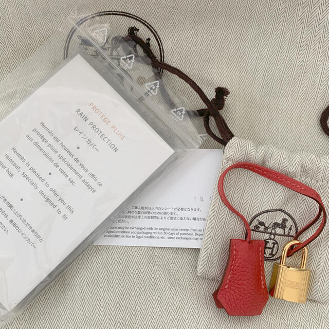 Hermes(エルメス)のHERMES BIRKIN25 バーキン25 トゴ ルージュピヴォワンヌ レディースのバッグ(ハンドバッグ)の商品写真