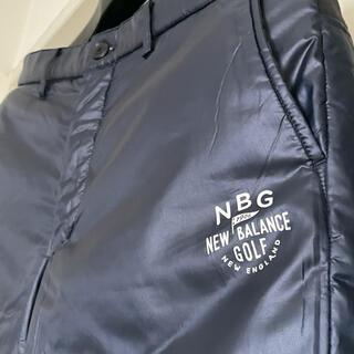 ニューバランス(New Balance)のれいたん様専用ニューバランスゴルフ 防寒 パンツ 4(ウエア)