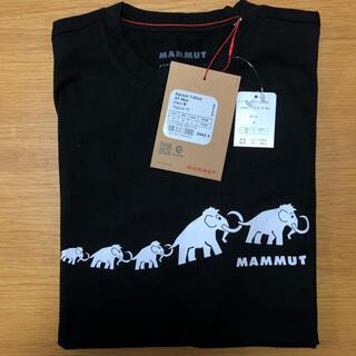Mammut - マムート(MAMMUT) 半袖Tシャツ 1017-03060-0243