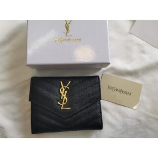 イヴサンローランボーテ(Yves Saint Laurent Beaute)の❤Saint Laurent 財布 小銭入れ 名刺入れ(名刺入れ/定期入れ)