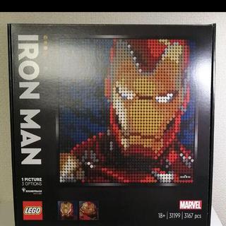 レゴ(Lego)のレゴ(LEGO) レゴアート マーベル アイアンマン LEGO 31199 (アメコミ)