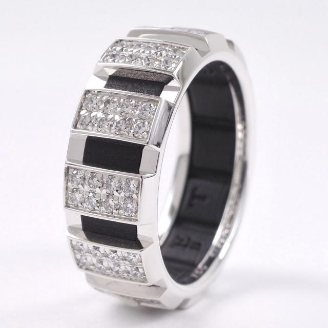 CHAUMET(ショーメ)のショーメ クラスワン フルダイヤ  080413-054  K18 レディースのアクセサリー(リング(指輪))の商品写真