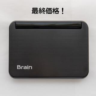 シャープ(SHARP)の【最終値下げ】SHARP 電子辞書 Brain(電子ブックリーダー)