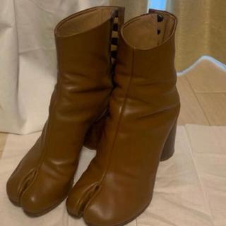 Maison Martin Margiela - 今月のみ限定価格!マルジェラ 足袋 ブーツ 36サイズ
