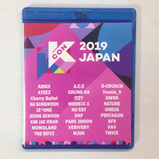 Waste(twice) - Kcon 2019 JAPAN Blu-ray