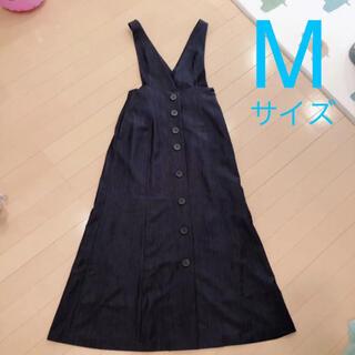 COCO DEAL - ココディール  デニム  ワンピース ジャンパースカート サイズ2 Mサイズ